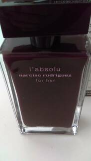 "Brand new narciso Rodriguez for her L""absolu 100ml"