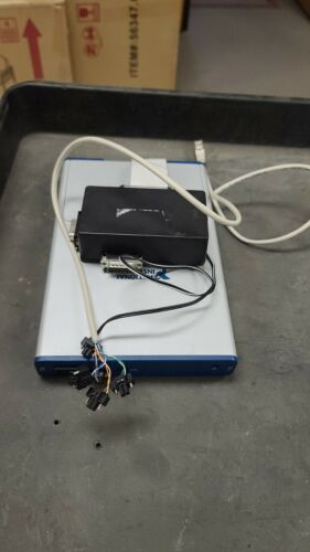 National Instruments NI USB-6351 X Series Multifunction DAQ with Adapter/Cable