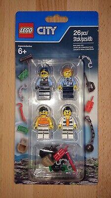 LEGO 853570 City Polizia/Ladri Accessori Minifigurine. FUORI PRODUZIONE - Nuovo