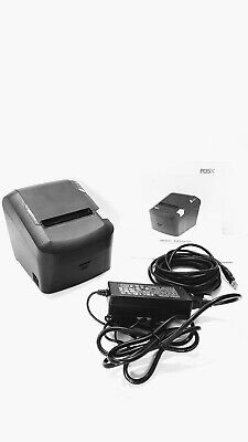 Pos-x Evo Green Thermal Receipt Printer Auto-cut Manual Power Cable Usb Tested
