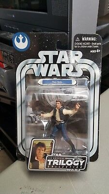 Hasbro Star Wars The Original Trilogy Collection Han Solo OTC #07 Action Figure