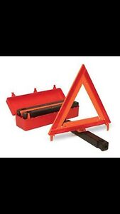 Safety triangles Hocking Wanneroo Area Preview