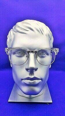 Medusa Glasses Clear (Transparent/Sliver)