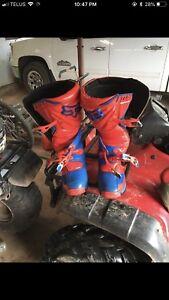 Men's size 11 fox motocross boots