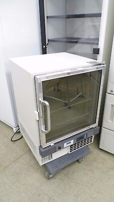 Thermo Electron Revco Rel404a19 4 Cu-ft Under Counter Glass Door Refrigerator