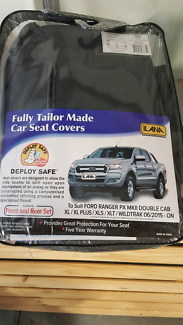 Ilana Ford Ranger MKII Double Cab Seat Covers