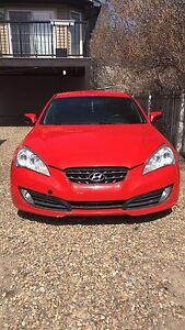 Hyundai Genesis Coupe 2.0 Turbo Manual