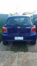 2000 Toyota Echo Hatchback Bacchus Marsh Moorabool Area Preview