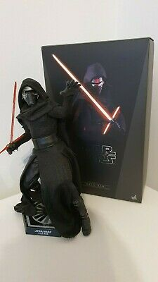 Hot toys Star Wars Kylo Ren MMS320  (Used, Sideshow) 1/6 figure