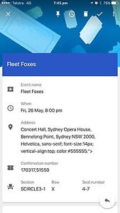 Fleet Foxes, Fri 26 May, Vivid Live opening night,  Opera House Clovelly Eastern Suburbs Preview