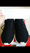 **NEW** Condition US10 Men's Nike Roshe NM Flyknit Black Brisbane City Brisbane North West Preview