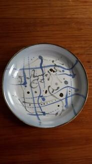 Earthenware Platter Springwood Blue Mountains Preview