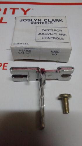 Joslyn Clark 2436 Overload Relay Thermal Unit Element Heater Nos New
