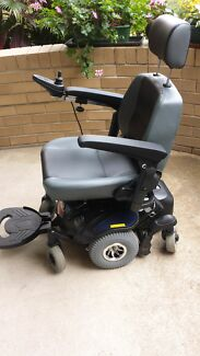 Motorised wheel chair only 3 months old as new cost $5100 Wetherill Park Fairfield Area Preview