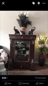 China cabinet or TV stand