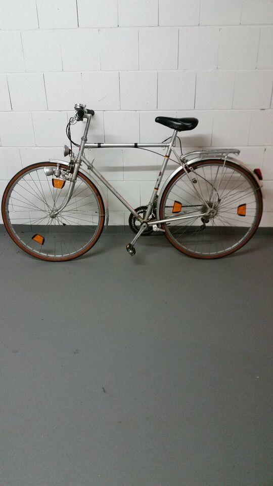 Ich Verkaufe einen Herren Fahrrad in Nordrhein-Westfalen - Kerpen