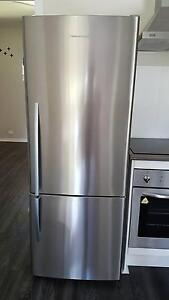 FISHER & PAYKEL SS FRENCH DOOR FRIDGE 403 L - as new (RRP $1400) Erina Gosford Area Preview