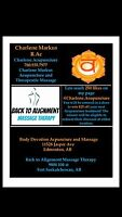 Acupuncture and Therapeutic massage