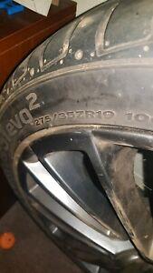 19 inch Holden HSV Grange Rims