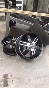 Mag wheels x 2 Brookdale Armadale Area Preview
