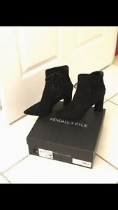 Kendall & Kylie Booties Size 7 WORN ONCE