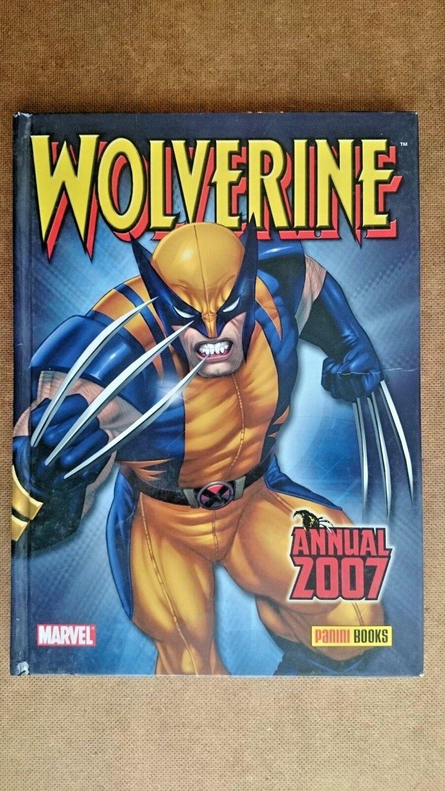 Wolverine Annual: 2007 by Panini Publishing Ltd (Hardback, 2006)