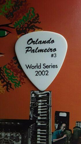 ZAKK WYLDE American League Champions Orlando Palmeiro guitar pick