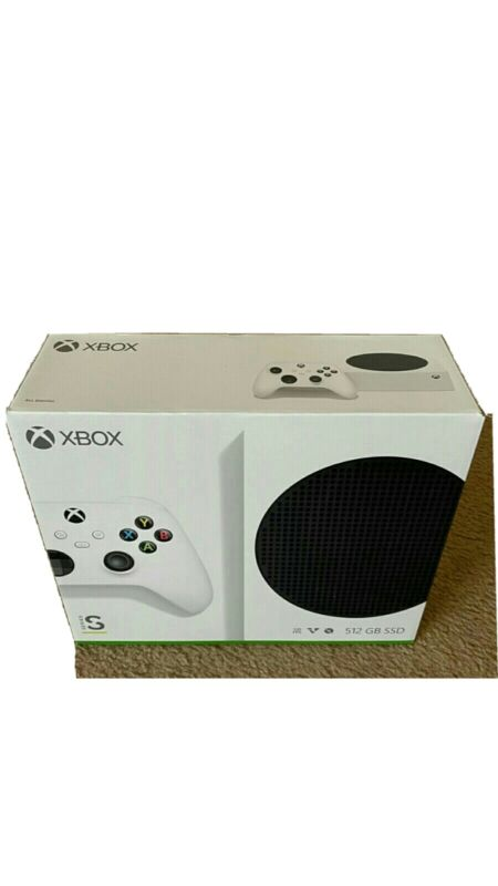 FREE+Shipping+SEALED+NEW+Microsoft+XBOX+SERIES+S+512GB+Console+ps5