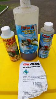 Finer filter products.