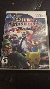 Super Smash Bros Brawl- Wii