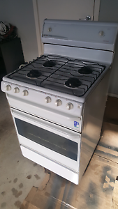 Freestanding Gas Oven 600mm Wide Clifton Hill Yarra Area Preview