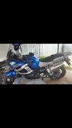 Motor bike Super Tenere Yamaha XT1200z Warwick Southern Downs Preview