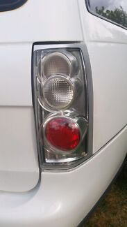 VT/VU/VY/VZ wagon clear tail lights still good condition  Echuca Campaspe Area Preview