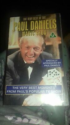 the very best of the paul daniels magic show vhs very rare (The Best Magic Show)