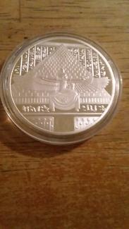 Egypt Pyramids Silver Coins