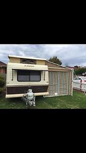 Windsor Caravan PopTop 1986 Bundoora Banyule Area Preview
