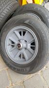 Datsun 240z/260z/280zx iron cross wheels Glen Waverley Monash Area Preview