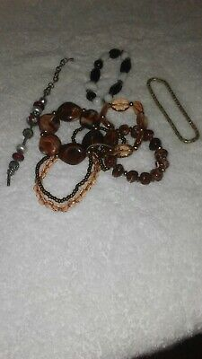 Costume jewelry bracelet lot.  Great for little girls dress up  - Little Girls Costume Jewelry