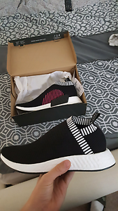 Adidas Nmd_CS2 'Black and Shock Pink' Us10.5 Ivanhoe Banyule Area Preview