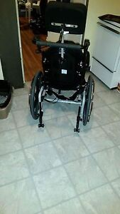 Super Tilt Wheelchair for sale !! like new !!
