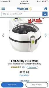 """Calling All retailers"" Brand new in box T-Fal Actifry Vista"