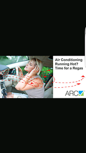 Mobile car/truck regas from $85. Qualified refrigeration and airc Condell Park Bankstown Area Preview