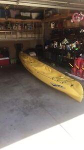 Ocean Kayak Zest 2 Exp tandem