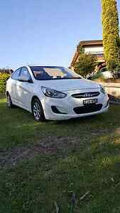 Hyundai Accent 2012 West Wollongong Wollongong Area Preview