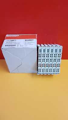 BECKHOFF EL3204-0000 4X ANALOG INPUT PLC MODULE