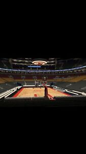 **ROW 10** TORONTO RAPTORS HOME GAMES @ SCOTIA BANK ARENA ****