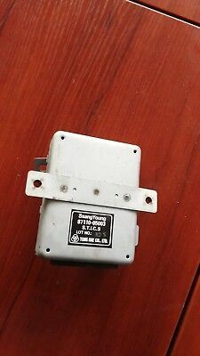 SSANG YONG MUSSO ENGINE IGNITION CONTROL BRAIN ECU MODULE COMPUTER 87110-05003