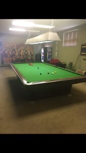 Table snooker