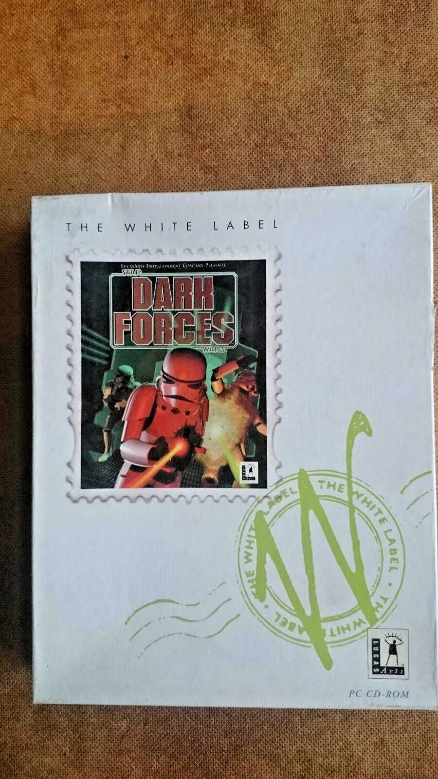 Star Wars Dark Forces (PC  Windows 1994) - Big Box Edition