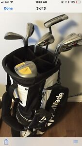 Left Handed Calloway golf clubs